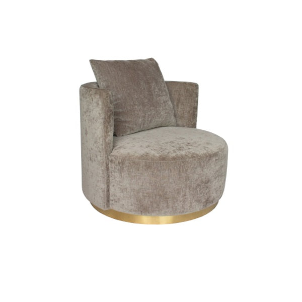 Darcy & Duke | Coco Love Armchair Grey