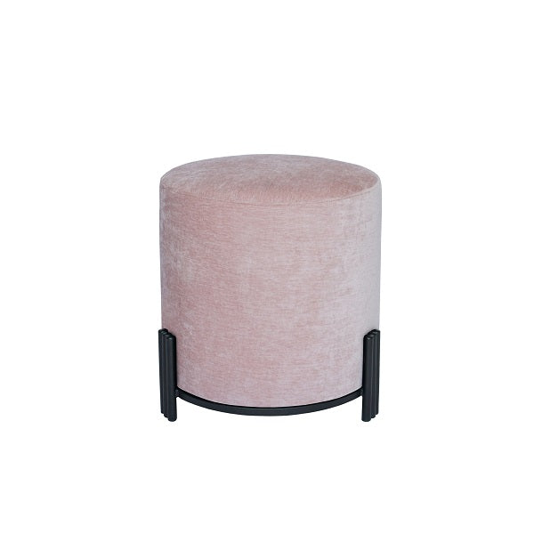Darcy & Duke | Luca Ottoman Quartz Black Base