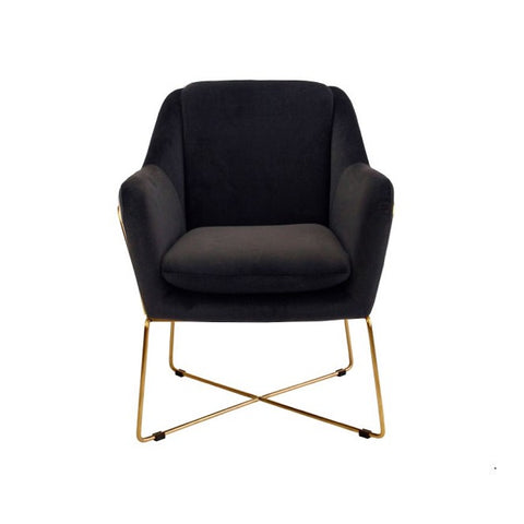 Milan Chair Black | Furniture