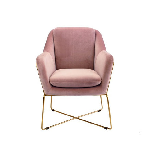 Milan Chair Lilac | Furniture