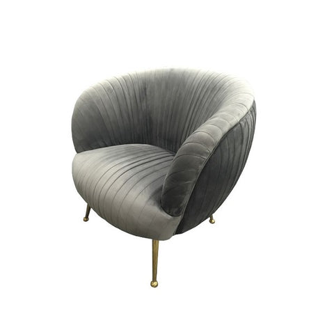 Manhattan Perugia Arm Chair Charcoal | Furniture