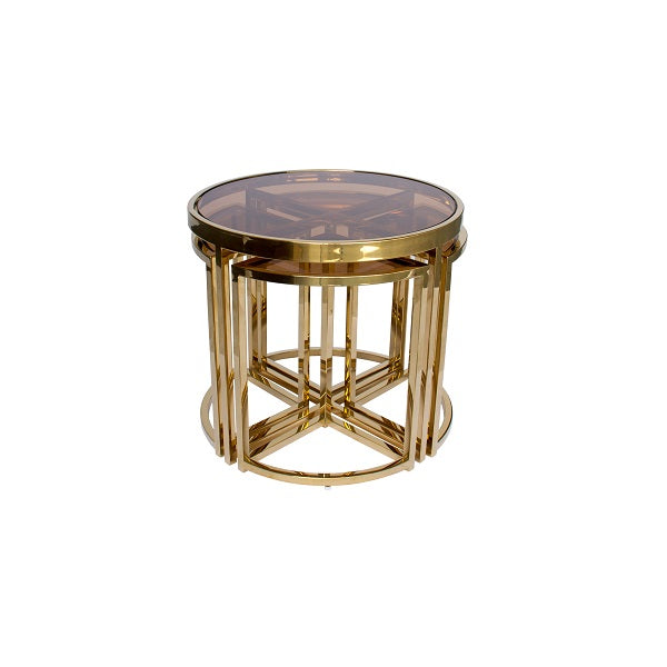 Darcy & Duke | Perugia Nesting Side Table