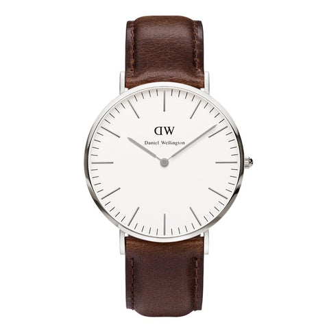 Daniel Wellington | Classy Bristol 40mm Silver | Watch