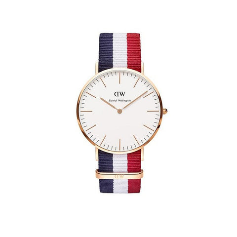 Daniel Wellington | Classic Cambridge 40mm Rose Gold | Watch