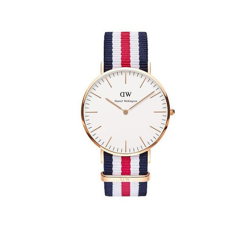 Daniel Wellington | Classic Canterbury 40mm Rose Gold | Watch