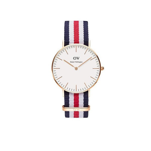 Daniel Wellington | Classic Canterbury 36mm Rose Gold | Watch