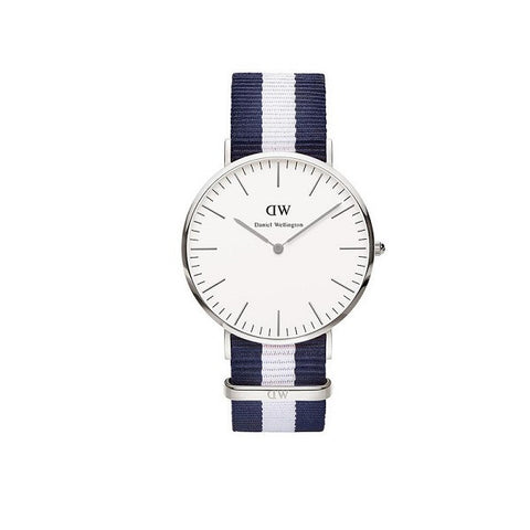 Daniel Wellington | Classic Gaslow 40mm Silver | Watch