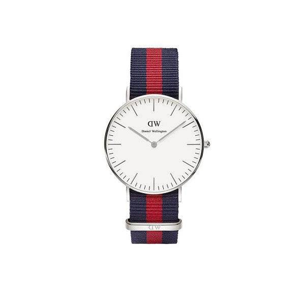 Daniel Wellington | Classic Oxford 36mm Silver | Watch