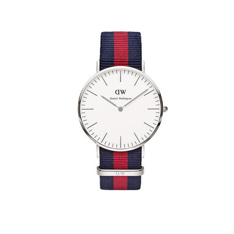 Daniel Wellington | Classic Oxford 40mm Silver | Watch