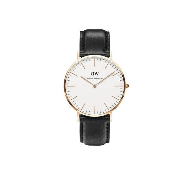 Daniel Wellington | Classic Sheffield 36mm Rose Gold | Watch
