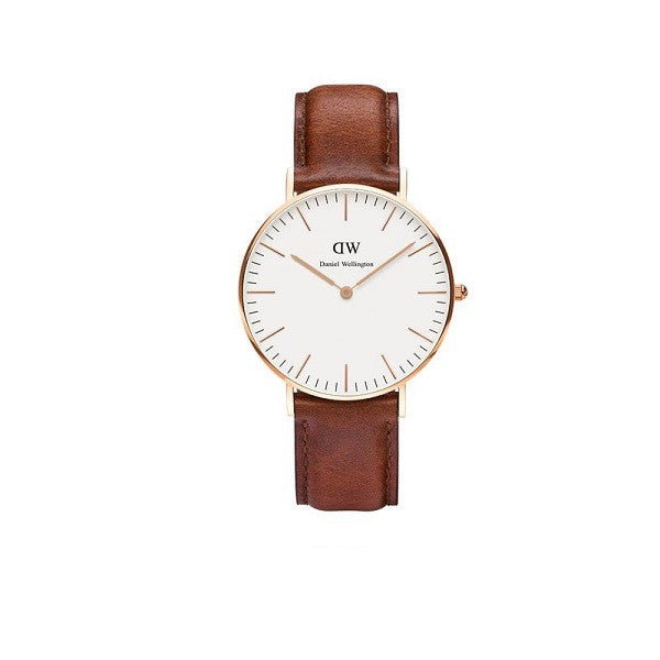 Daniel Wellington | Classic St Mawes 36mm Rose Gold | Watch