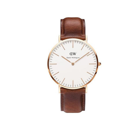 Daniel Wellington | Classic St Mawes 40mm Rose Gold | Watch