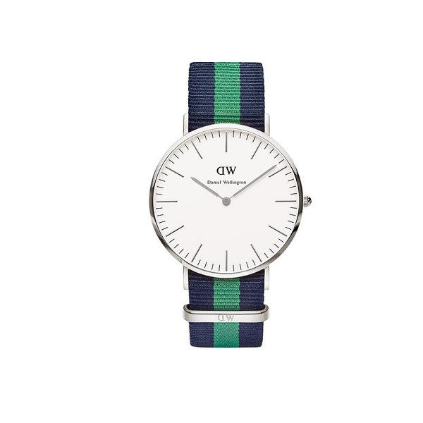 Daniel Wellington | Classic Warwick 40mm Silver | Watch