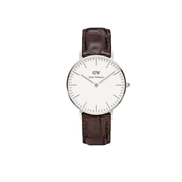 Daniel Wellington | Classic York 36mm Silver | Watch