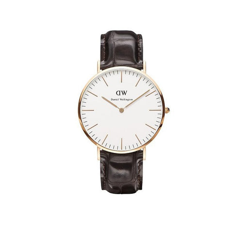 Daniel Wellington | Classic York 40mm Rose Gold | Watch