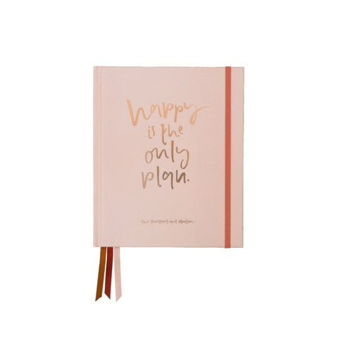 Emma Kate Co | 2019 Planner Daily Blush