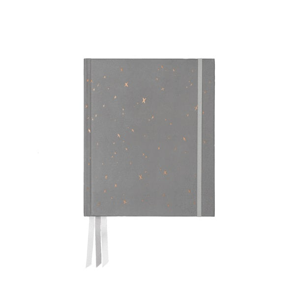 Emma Kate Co | 2019 Planner Undated Daily Dove Grey