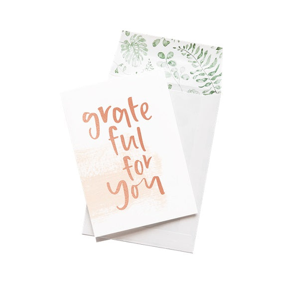Emma Kate Co | Grateful For You | Card