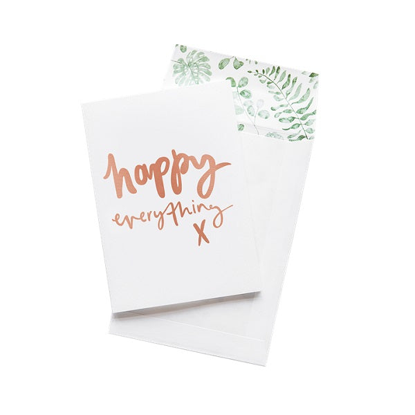 Emma Kate Co | Happy Everything | Card