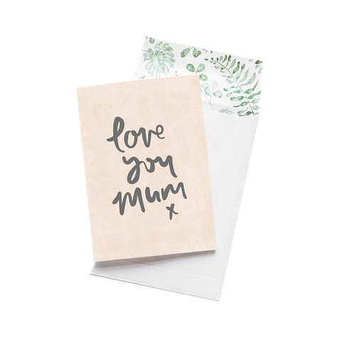 Emma Kate Co | Love you, mum | Card