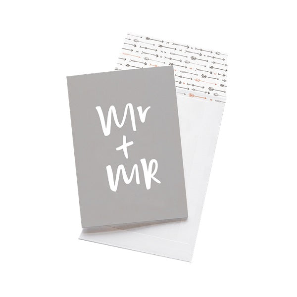 Emma Kate Co | MR + MR | Card