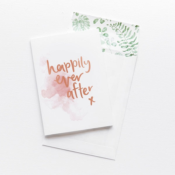 Emma Kate Co | Happily Ever After | Card