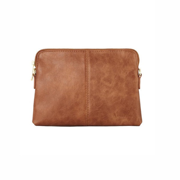 Elms + King | Bowery Wallet - Tan