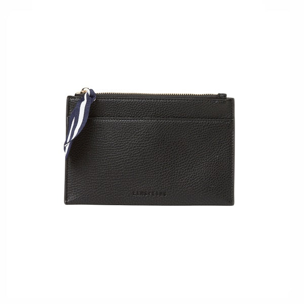 Elms + King | New York Coin Purse - Black
