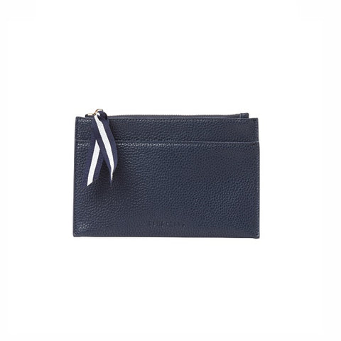 Elms + King | New York Coin Purse - French Navy