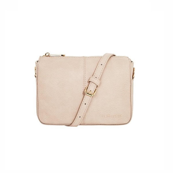 Elms + King | Positano Crossbody - Latte
