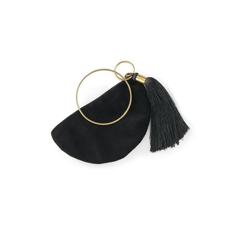 Eadie Lifestyle | Bangle Purse Black