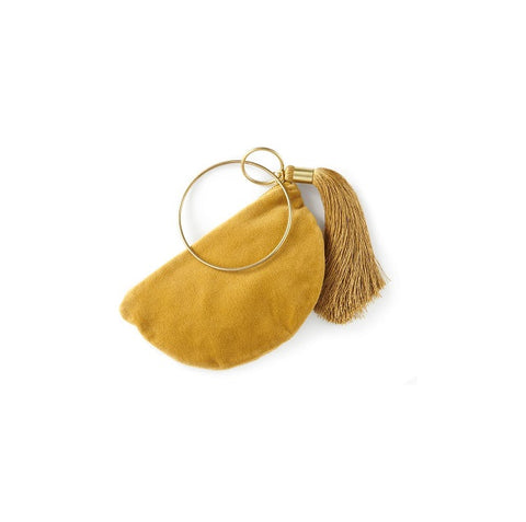 Eadie Lifestyle | Bangle Purse Mustard