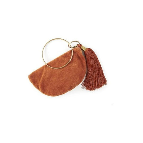 Eadie Lifestyle | Bangle Purse Tobacco