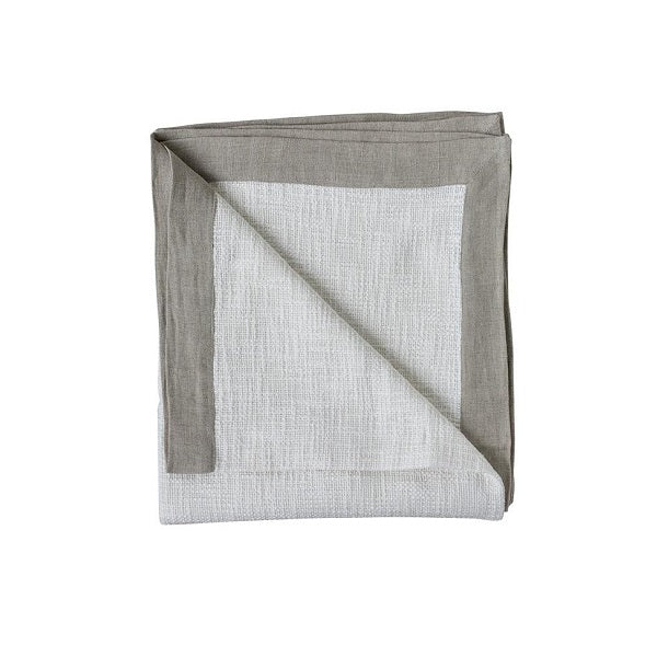 Eadie Lifestyle | Landscap Throw White/Natural | Throw