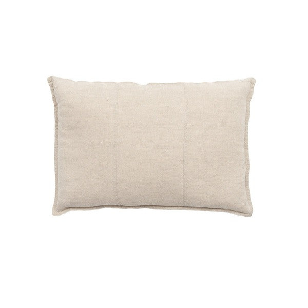 Eadie Lifestyle | Luca Linen Natural Rectangular | Cushion