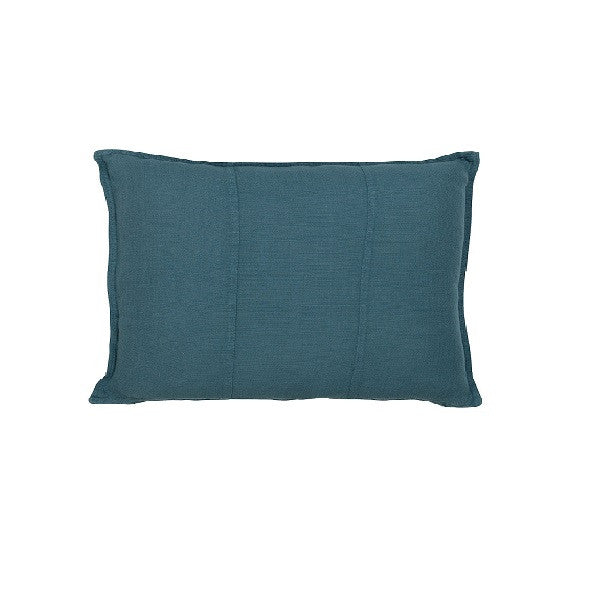 Eadie Lifestyle | Luca Linen Ocean Rectangular | Cushion