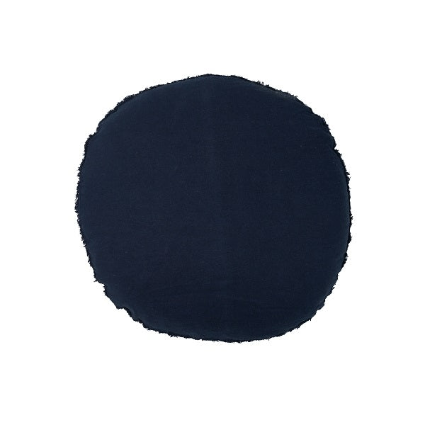 Eadie Lifestyle | Lulu Round Cushion Navy