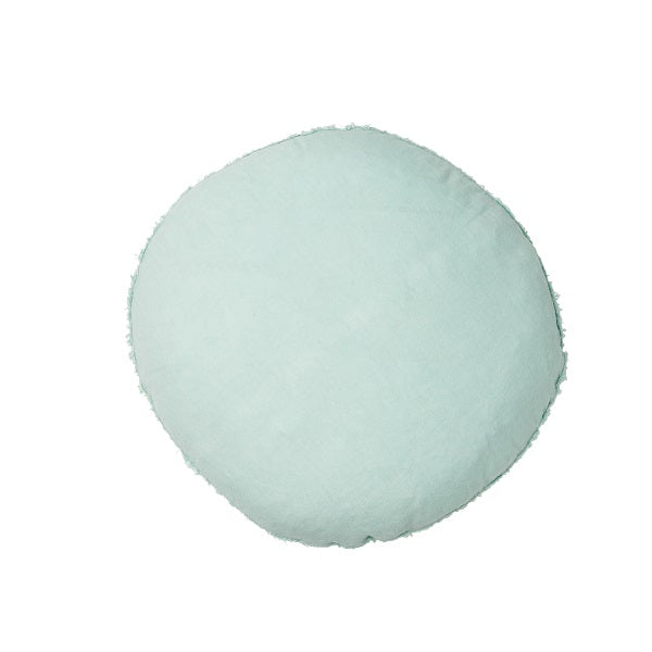 Eadie Lifestyle | Lulu Round Cushion Sea Mist