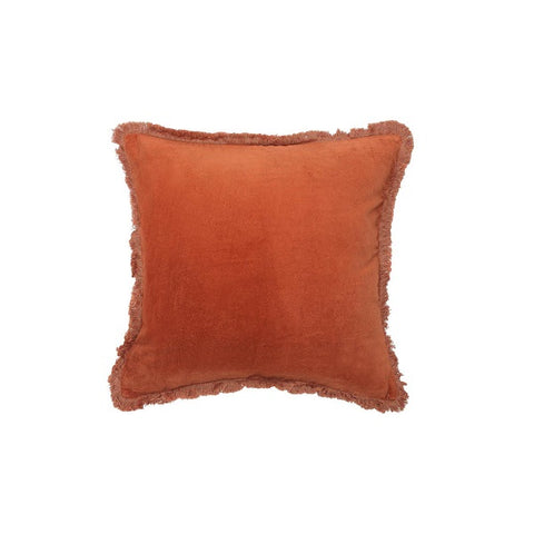 Eadie Lifestyle | Lynette Boho Tobacco Cushion Square