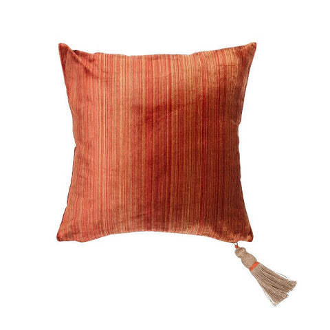 Eadie Lifestyle | Sand Dance Tobacco Cushion Square
