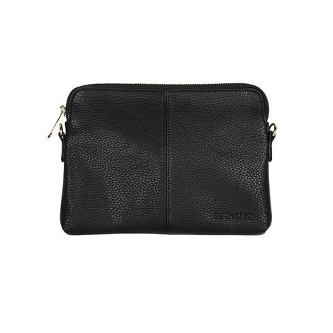 Elms + King | Bowery Wallet - Black
