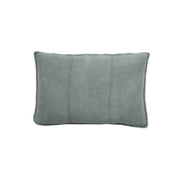 Eadie Lifestyle | Luca Linen Silver Grey Rectangular | Cushion