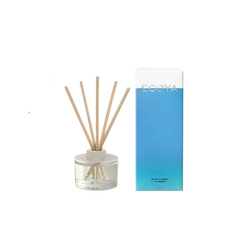 Ecoya | Blue Cypress & Amber | Diffuser Mini