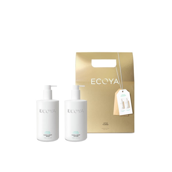 Ecoya | Bodycare Limited Edition Set Lotus Flower