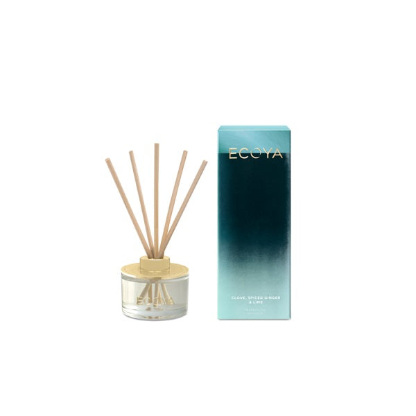 Ecoya | Clove, Spiced Ginger & Lime | Limited Edition Mini Diffuser