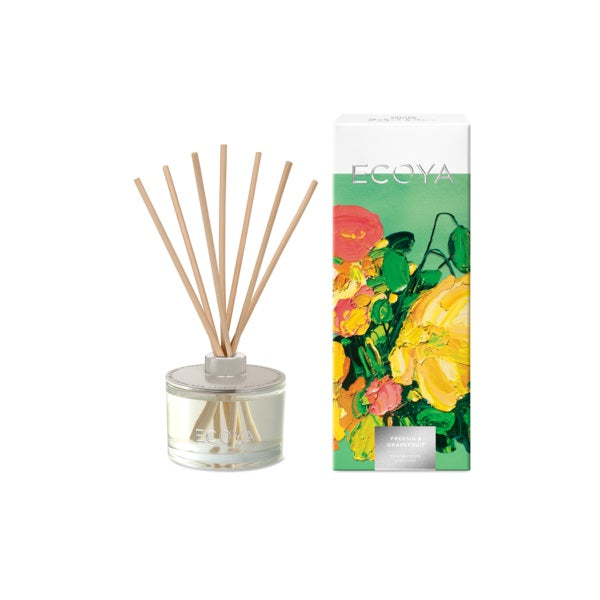 Ecoya | Freesia & Grapefruit | Limited Edition Diffuser