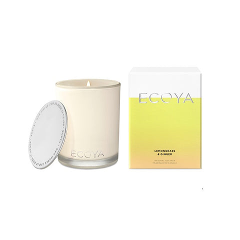 Ecoya | Lemongrass & Ginger | Candle
