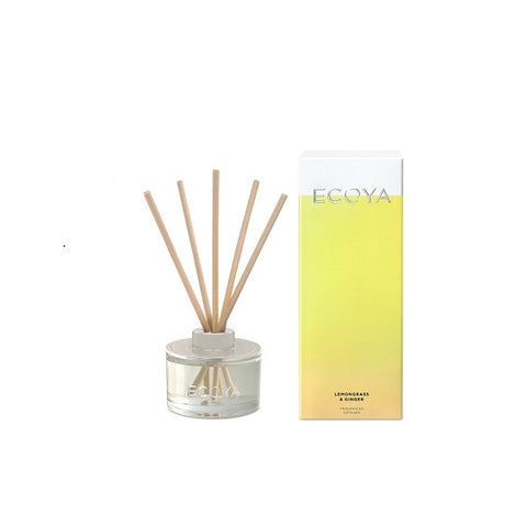 Ecoya | Lemongrass & Ginger | Diffuser Mini