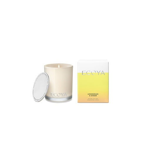 Ecoya | Lemongrass & Ginger | Candle Mini