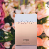 Ecoya | Cedarwood & Leather | Candle